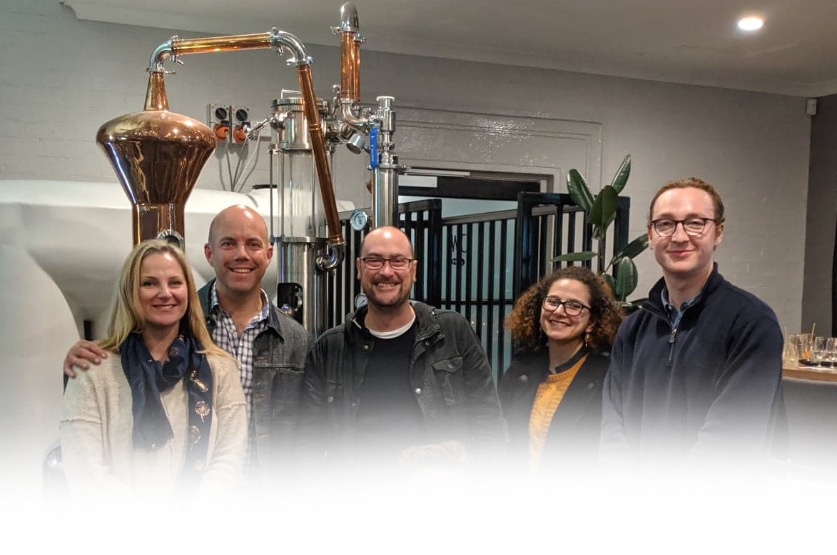 photo of staff from decanters by the bay