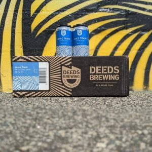 Deeds Brewing Juice Train Slab
